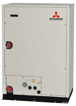 Su Soğutmalı Heat Pump